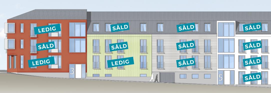 Kvarteret Helsingborg sålda lägenheter, PMB
