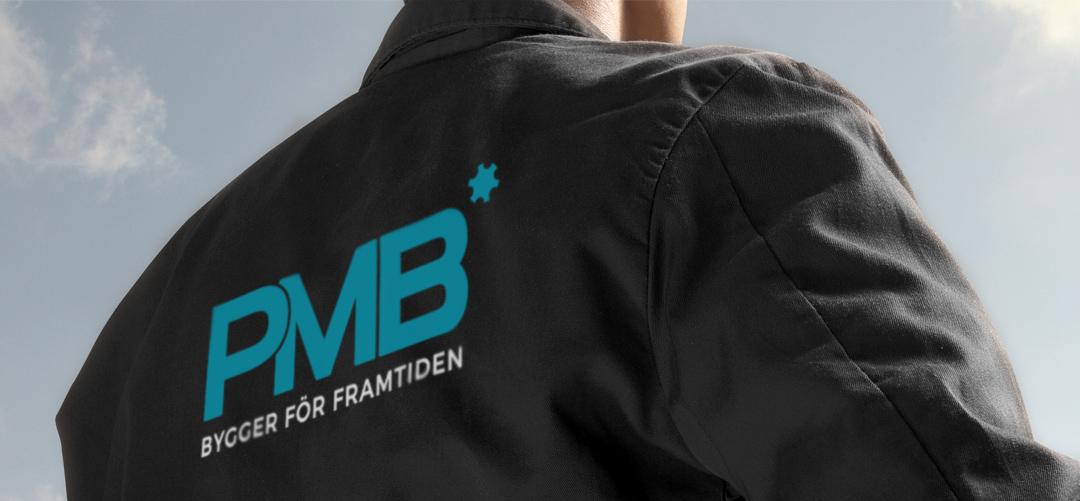 PMB Sverige, man med arbetskläder
